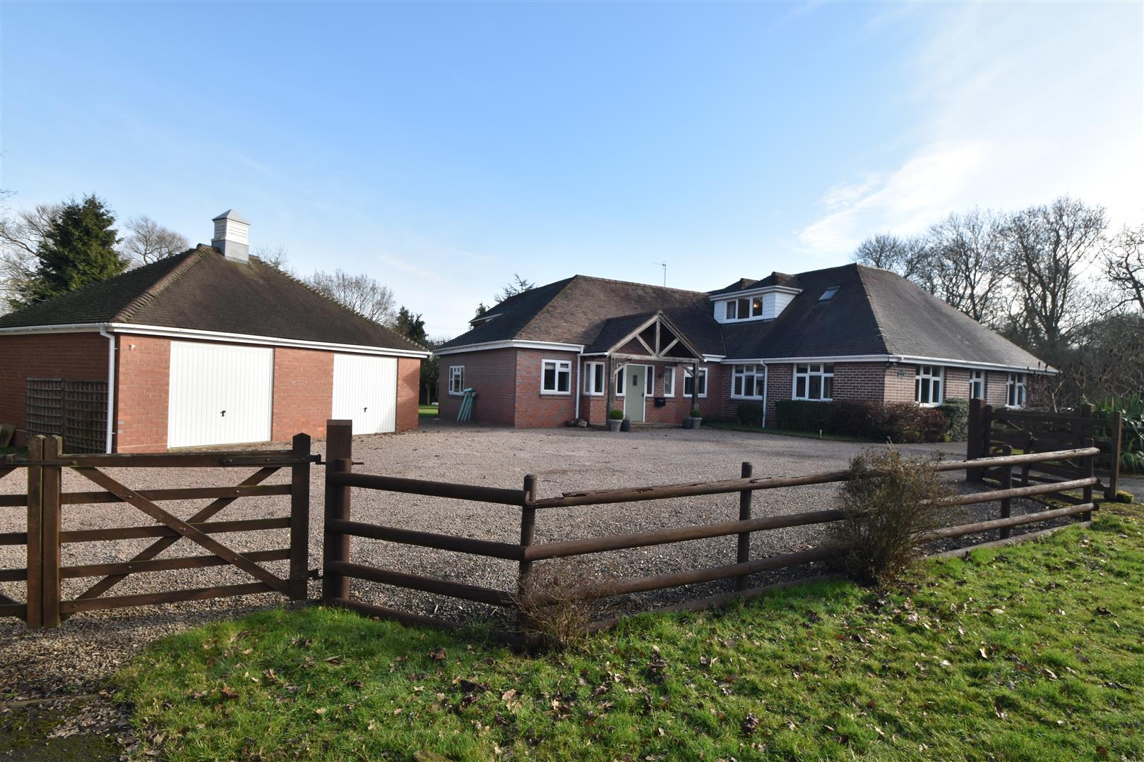 6 Bedrooms Property for sale in Hadzor, Droitwich